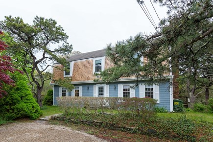 Eastham Cape Cod vacation rental - Front of home with parking for 3 cars