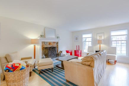 Eastham Cape Cod vacation rental - Family room, perfect for a quiet family game night or a rainy day