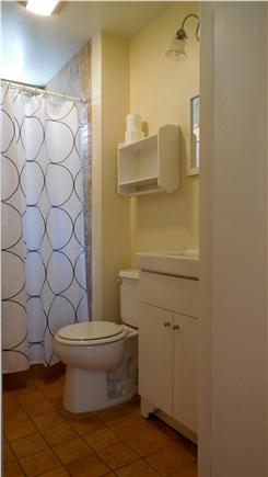 North Eastham Cape Cod vacation rental - Master bathroom