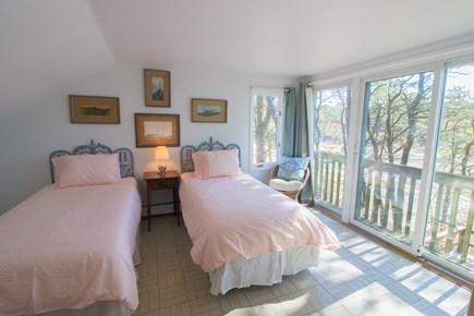 South Wellfleet Cape Cod vacation rental - Upstairs twin bedroom.