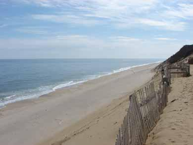 South Wellfleet Cape Cod vacation rental - Nearby beach