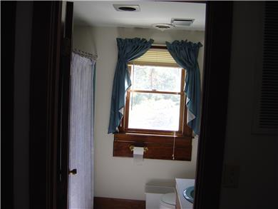 North Eastham Cape Cod vacation rental - Full bath, shower over tub-same on both floors