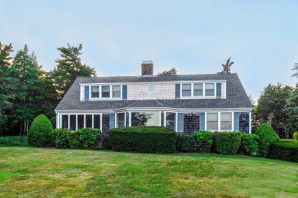 East Orleans Cape Cod vacation rental - Private 1 acre lot. Large yard in front and bigger yard in back!