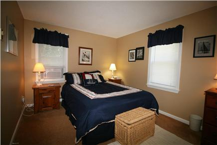HarwichPort - 200 yds to beach Cape Cod vacation rental - Bed 2: AC, new queen, views - hear the waves!