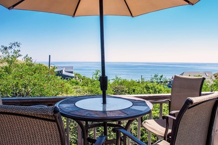 Wellfleet Cape Cod vacation rental - View from deck