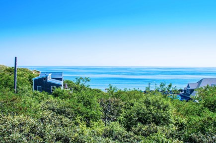 Wellfleet Cape Cod vacation rental - Another View from the deck