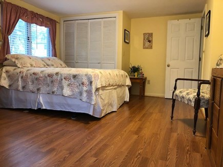 South Yarmouth/Bass River Cape Cod vacation rental - Master Bedroom. Queen Size Bed. Spacious w/ large closet/dresser.