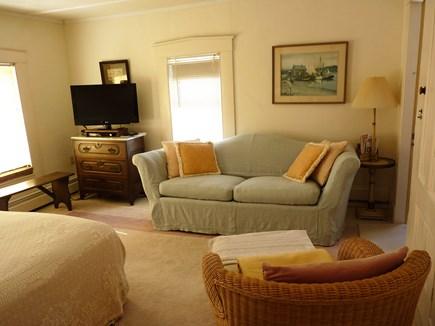 Wellfleet Cape Cod vacation rental - Master Bedroom (west wall)