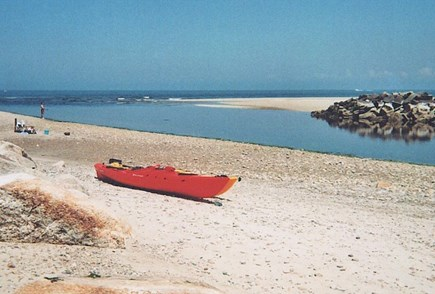 East Sandwich Cape Cod vacation rental - Scorton Creek - Ideal for Kayaking