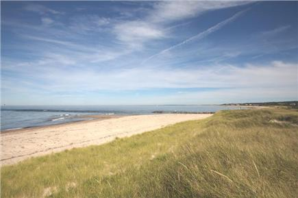 East Sandwich Cape Cod vacation rental - East Sandwich beach just steps away