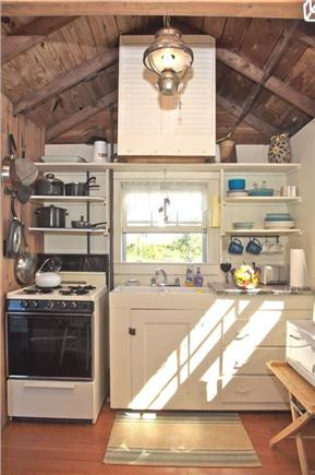 East Sandwich Cape Cod vacation rental - Compact and efficient kitchen