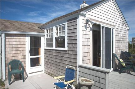 East Sandwich Cape Cod vacation rental - Rear view of cottage