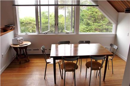 Woods Hole Woods Hole vacation rental - Open Dining Room off of Kitchen (Extendable Dining Room Table)