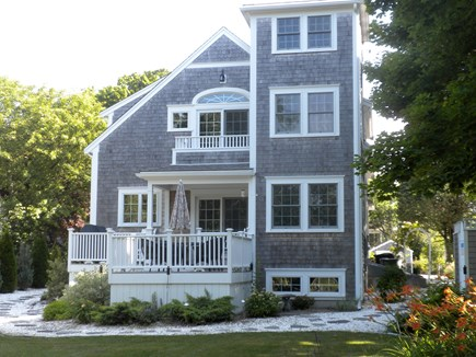 Chatham Cape Cod vacation rental - Rear View of the house
