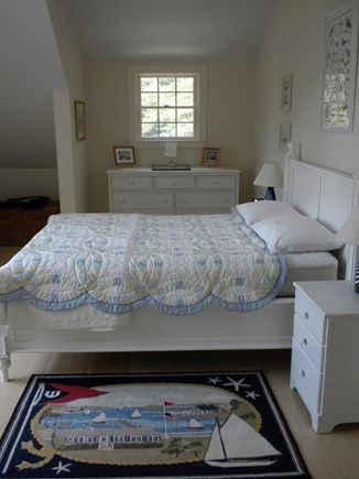 Chatham Cape Cod vacation rental - #1 Upstaits Bedroom (Master - Queen)