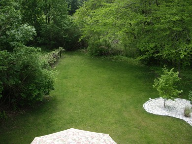 Chatham Cape Cod vacation rental - Backyard
