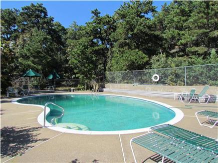 Truro Cape Cod vacation rental - Pool