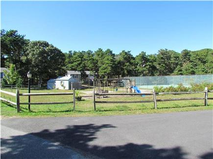 Truro Cape Cod vacation rental - Playground