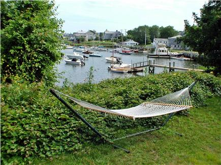 Harwich Port Cape Cod vacation rental - Hammock facing south