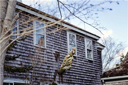 Harwich Port Cape Cod vacation rental - Mary Elizabeth figurehead