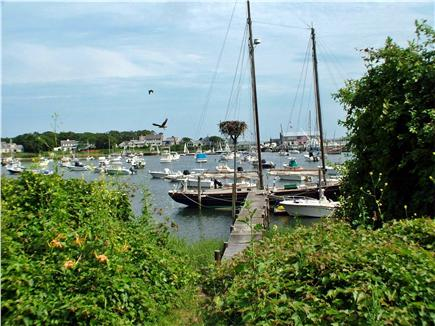 Harwich Port Cape Cod vacation rental - Includes use of a dock on Wychmere Harbor