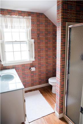 Harwich Port Cape Cod vacation rental - Upstairs bathroom