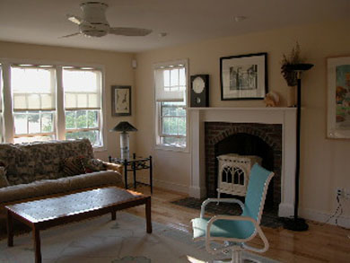 Truro Cape Cod vacation rental - Family Room/ Fourth Bedroom