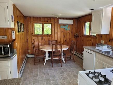 Dennis Port Cape Cod vacation rental - Kitchen eating area