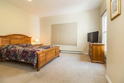 Wellfleet Cape Cod vacation rental - 1st floor Guest Bedroom, Queen Bed private access to bathroom