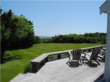 Orleans Cape Cod vacation rental - Waterview from deck