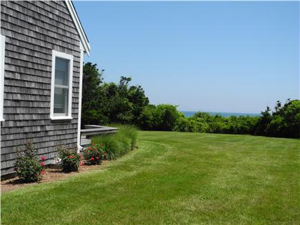 Orleans Cape Cod vacation rental - Side and backyard