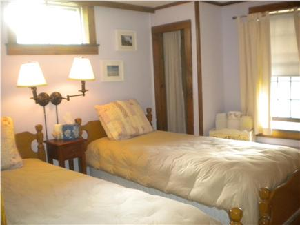 Sheep Pond Estates, Brewster Cape Cod vacation rental - Bright downstairs guest room stays cool and comfortable.