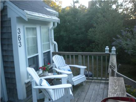 Sheep Pond Estates, Brewster Cape Cod vacation rental - Perfect place for morning coffee or a drink looking at the stars!