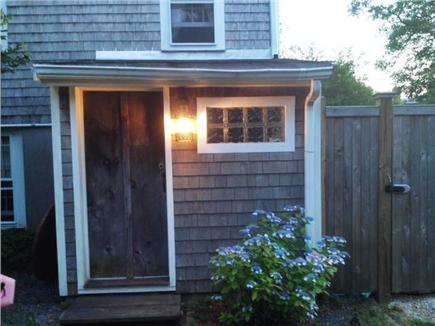 Sheep Pond Estates, Brewster Cape Cod vacation rental - Oh... an outdoor shower, perfect after a day at the beach!