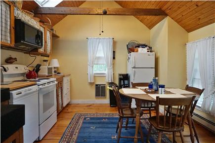 Sheep Pond Estates, Brewster Cape Cod vacation rental - Skylights spread warm light into the country kitchen.