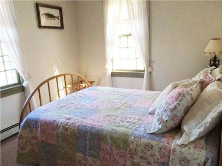 Sheep Pond Estates, Brewster Cape Cod vacation rental - Cozy bedroom with double bed.