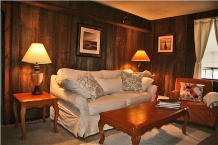 Sheep Pond Estates, Brewster Cape Cod vacation rental - Cozy family room for kicking back and relaxing.