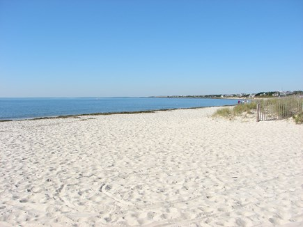 Harwich Port Cape Cod vacation rental - Beautiful Bank Street Beach is just 1/10 mile away!