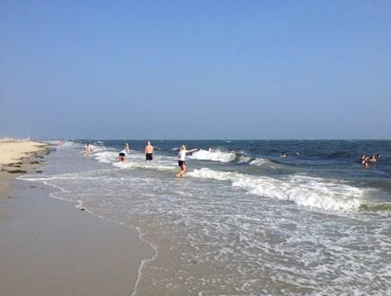 Harwich Port Cape Cod vacation rental - Bank Street Beach a short walk away