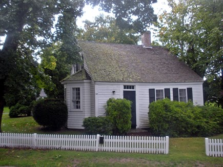 Harwich Port Cape Cod vacation rental - Charming antique Cape Cod home