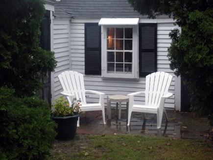 Harwich Port Cape Cod vacation rental - Patio, relax and enjoy the beautiful yard