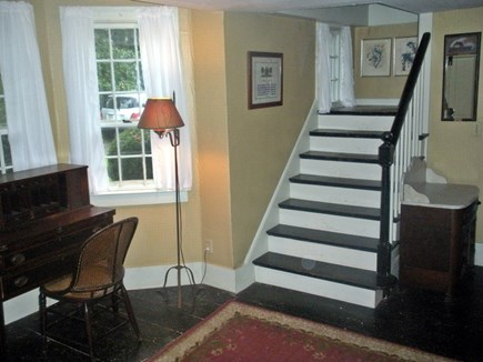 Harwich Port Cape Cod vacation rental - Front Entry Hall