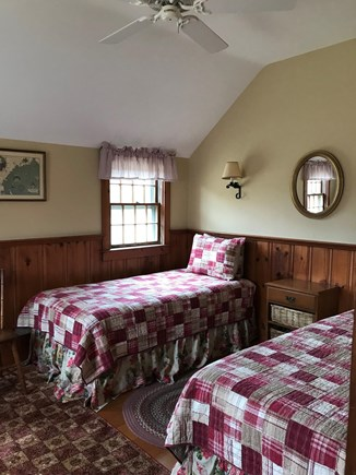Chatham Cape Cod vacation rental - Twin bedroom opposite full bath