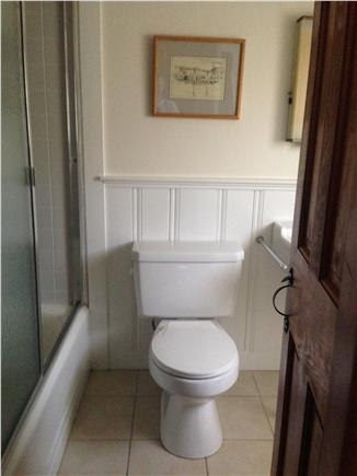 Chatham Cape Cod vacation rental - Full bathroom with tile tub/shower/tile floor