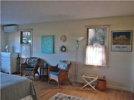 Wellfleet Cape Cod vacation rental - Another view of the first floor bedroom with king bed