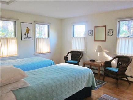 Wellfleet Cape Cod vacation rental - Another view of second floor twin bedroom
