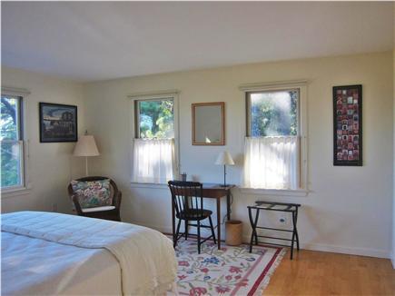 Wellfleet Cape Cod vacation rental - Bedroom second floor with queen bed