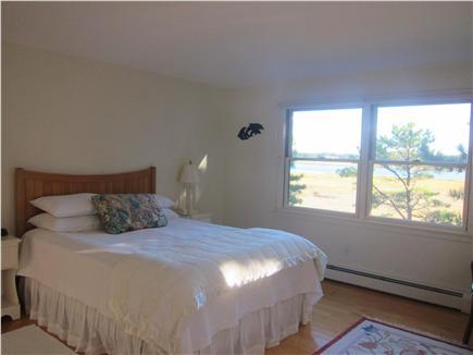 Wellfleet Cape Cod vacation rental - Another view of second floor bedroom with queen bed