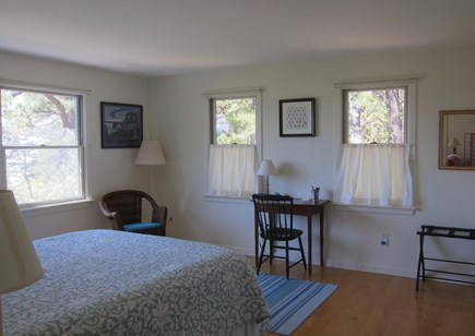 Wellfleet Cape Cod vacation rental - Bedroom - second floor with queen bed another view