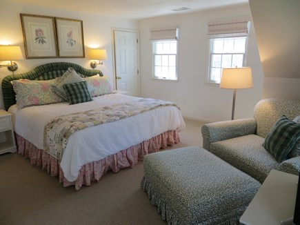 Harwichport, south of Route 28 Cape Cod vacation rental - Spacious Master BR—King bed, en suite bathroom, 2 walk-in closets